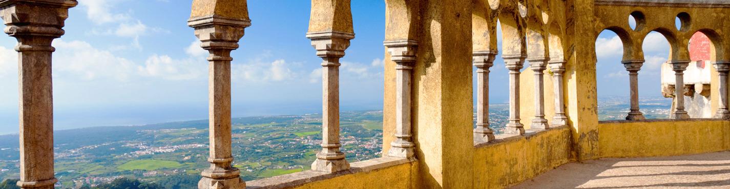 Синтра - жемчужина Португалии или Тайны масонов