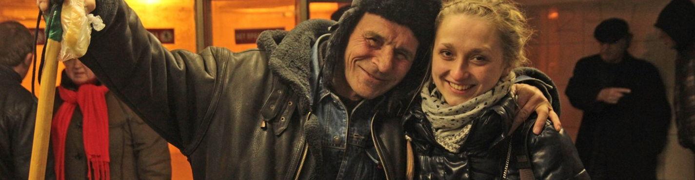 Москва: город глазами бездомных людей