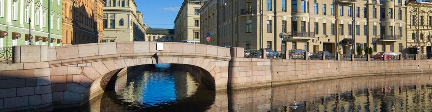 Обзорная экскурсия по рекам и каналам