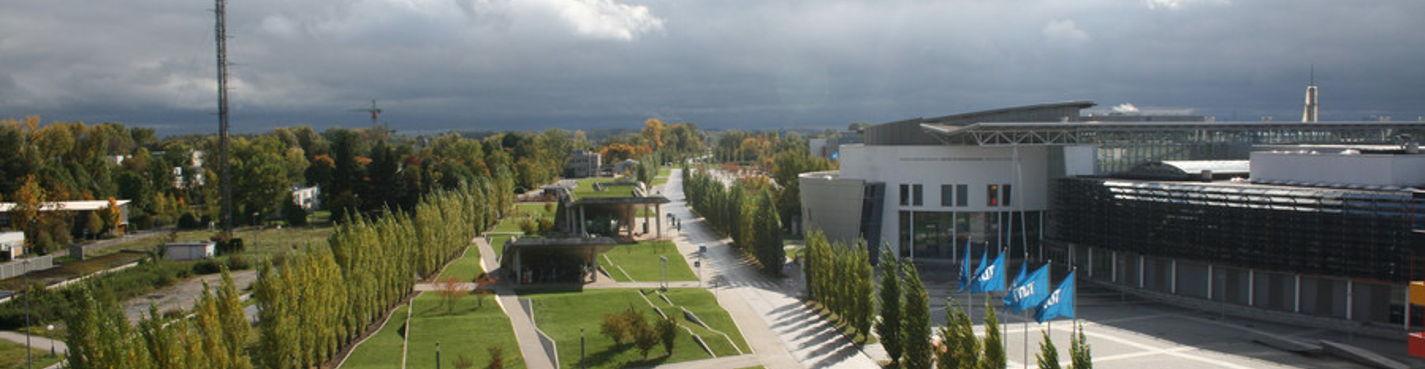 Экскурсия  по исследовательскому кампусу Гархинг и Мюнхенскому Техническому Университету (ТУМ)