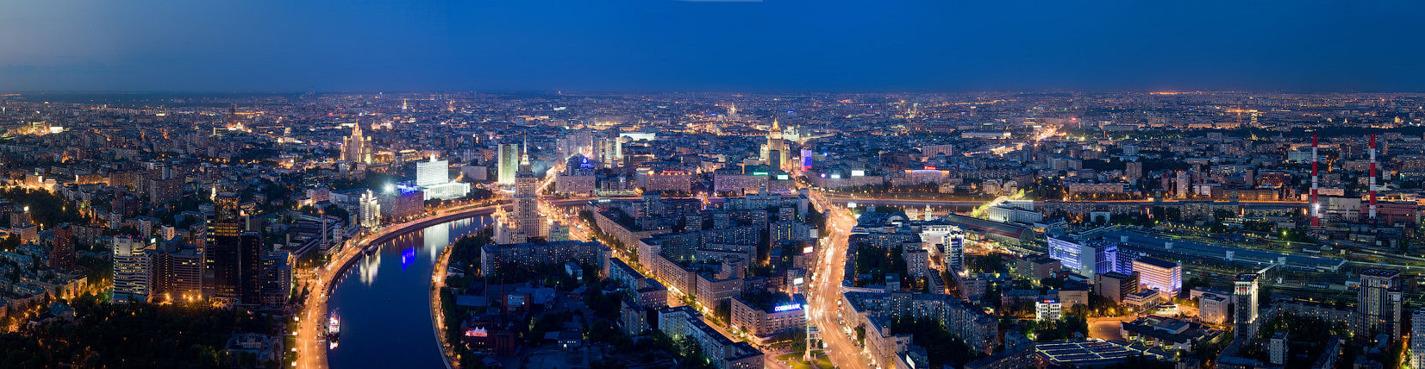 Экскурсия на открытую крышу 87го этажа Москва-Сити