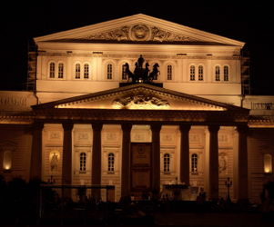 The Bolshoi Theatre tour