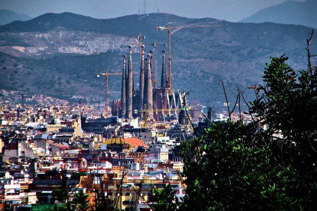 Экскурсия в Барселоне: Незнакомая Барселона