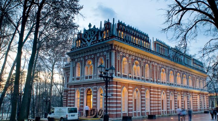 Свадебная фотосъемка в музее царицыно и отле националь