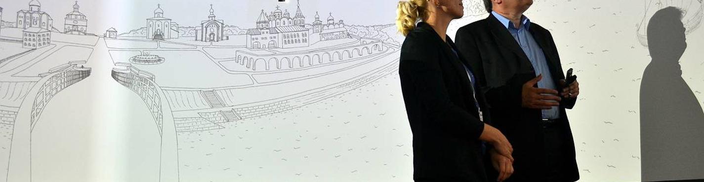 Мультимедийная панорама + Никольский Собор