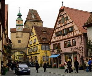 Экскурсия из Праги в Нюрнберг - экскурсия