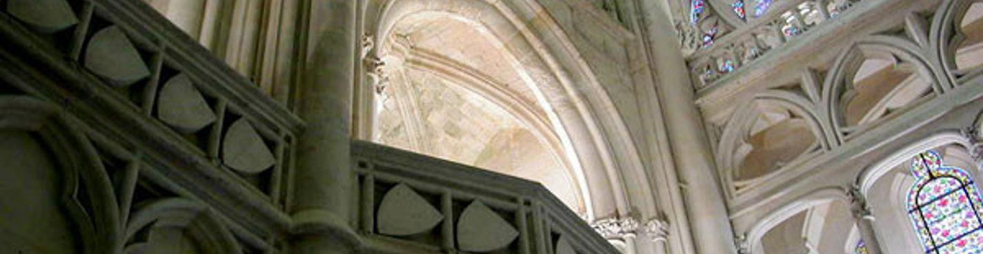 Сказочный средневековый замок Пьерфон