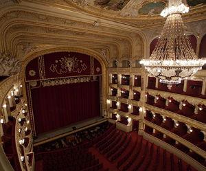 Закулисье оперного театра - экскурсия