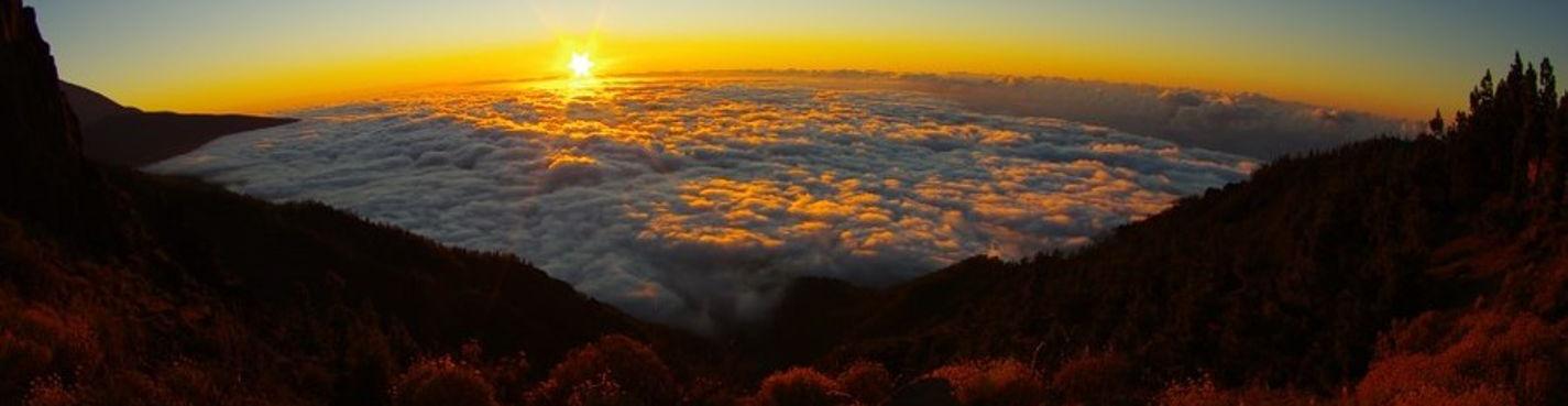 Закат и ночная экскурсия на вулкане Тейде