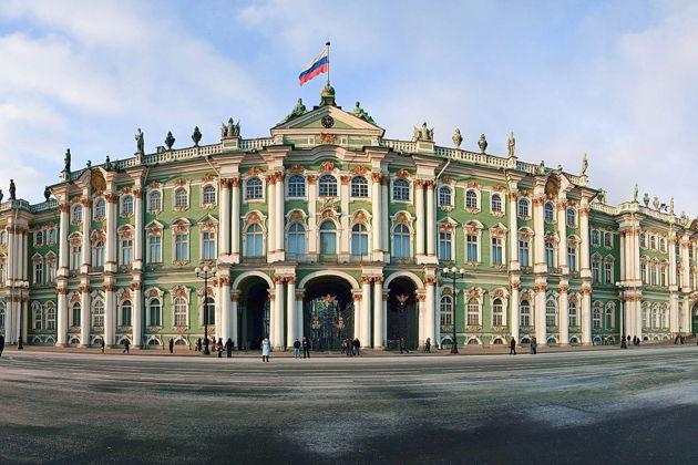 Экскурсия в Санкт-Петербурге: Обзорная автобусная экскурсия с посещением Эрмитажа