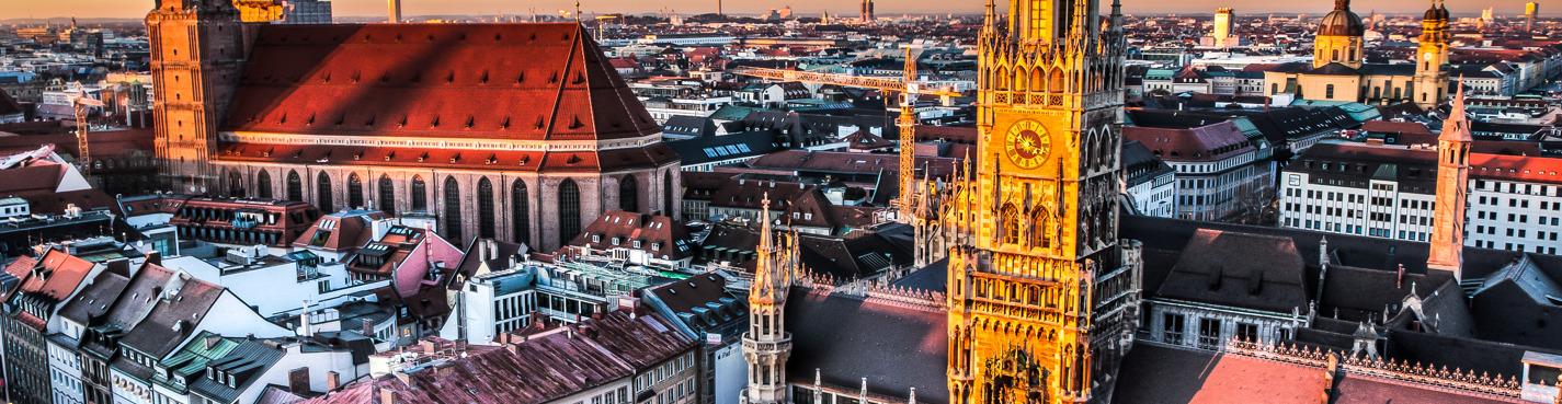 Пешеходная экскурсия по историческому центру Мюнхена