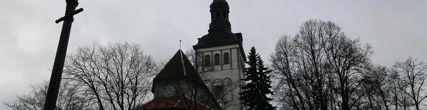 Мистическая церковь Нигулисте