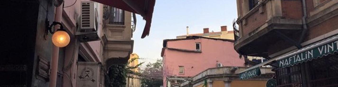 """Пешеходная экскурсия """"Стамбульское гетто"""""""