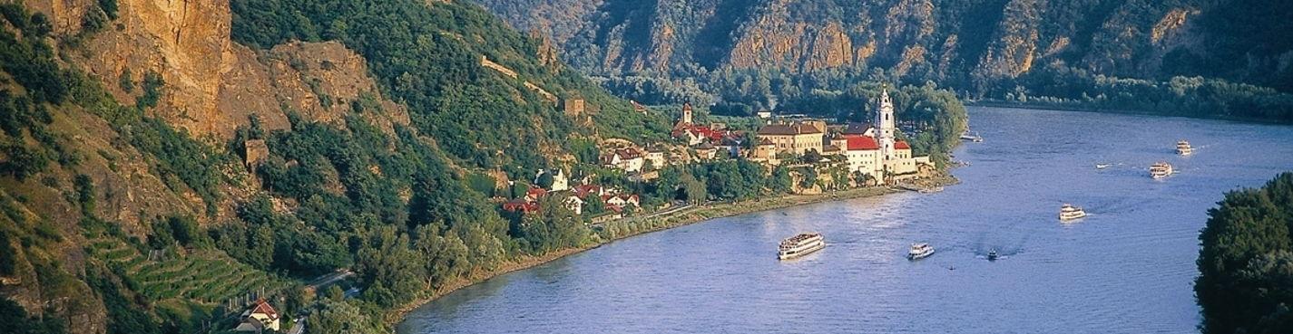 Групповая экскурсия Вахау - Долина Дуная