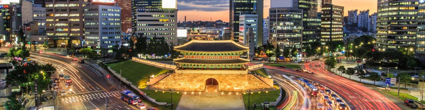 Обзорная экскурсия по Сеулу