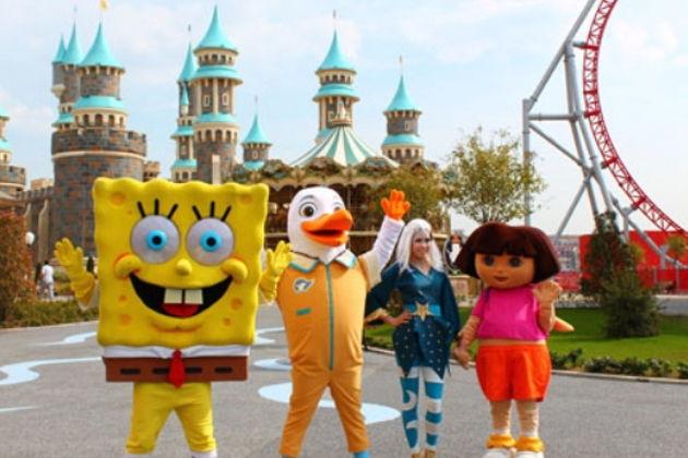 Экскурсия в Стамбуле: Виаленд - Стамбульский диснейленд
