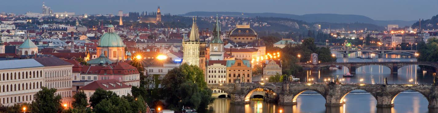 Автобусно-пешеходная обзорная экскурсия по Праге