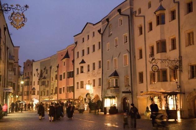 Экскурсия по городу Раттенберг