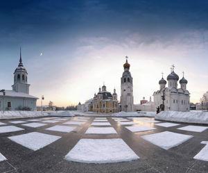 Обзорная экскурсия по Вологде - экскурсия