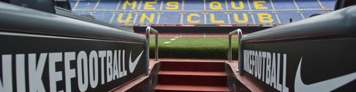 Билет в музей Camp Nou (ФК Барселона)