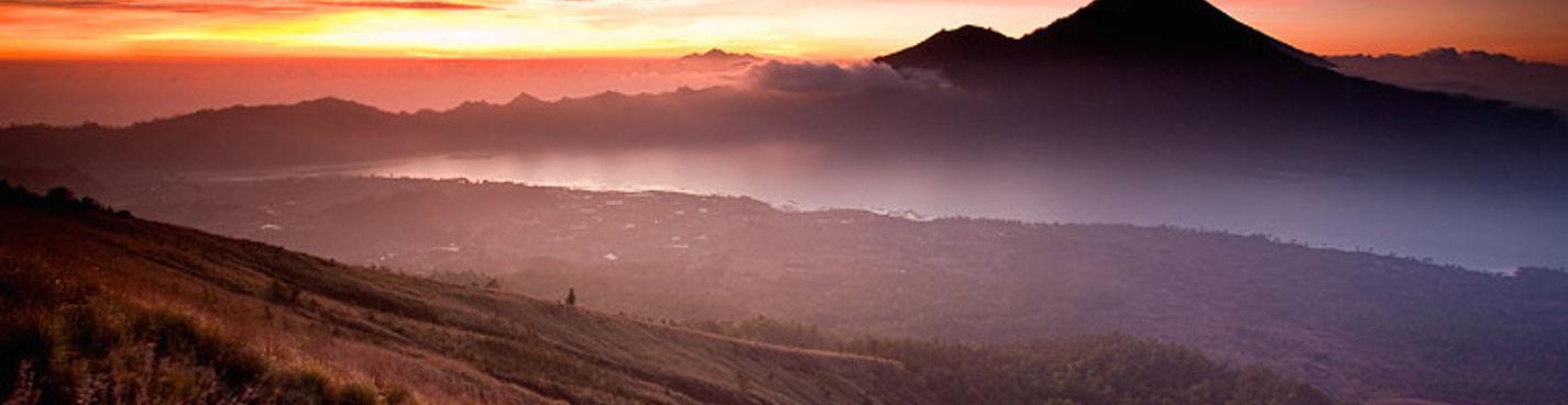 Восхождение на вулкан Батур и встреча рассвета