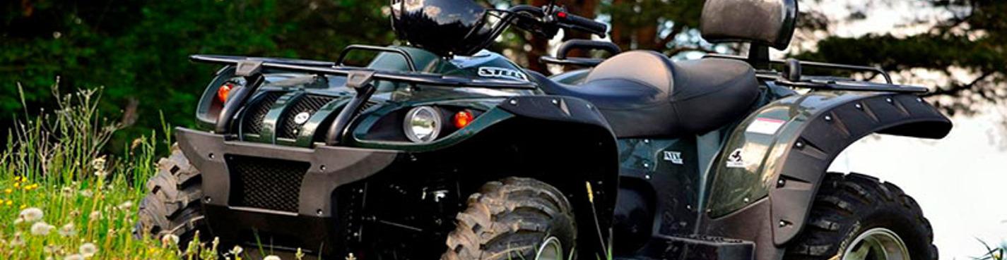 Квадроциклы в Геленджике