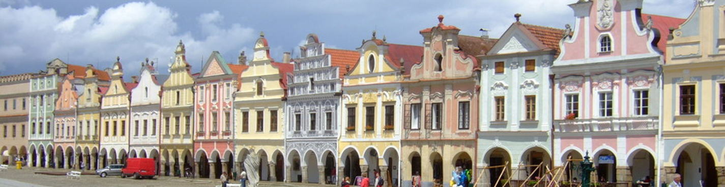 Экскурсия из Праги в город Телч