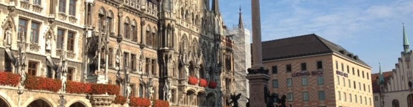 Пешеходная экскурсия Мюнхен средневековый и королевский — 3 часа.