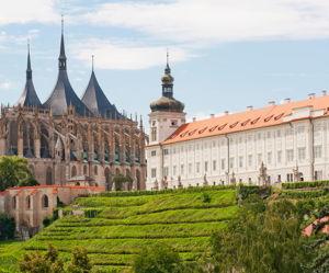 Кутна Гора, костница и замок Чешский Штернберк - экскурсия