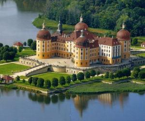 Замок Морицбург + Дрезден - экскурсия
