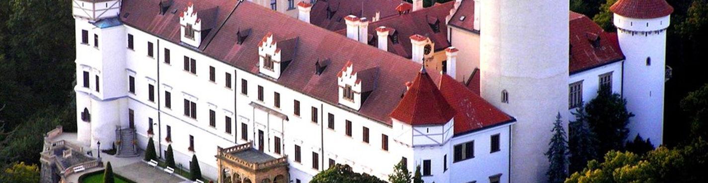 Атмосферный туризм. Поездка двенадцатая: Замок Конопиште и пивовар Велкопоповицкий Козёл