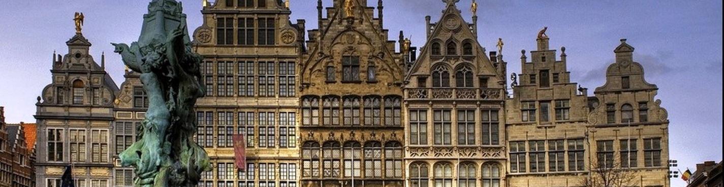 Антверпен, Брюссель. Обзорная экскурсия из Амстердама на машине
