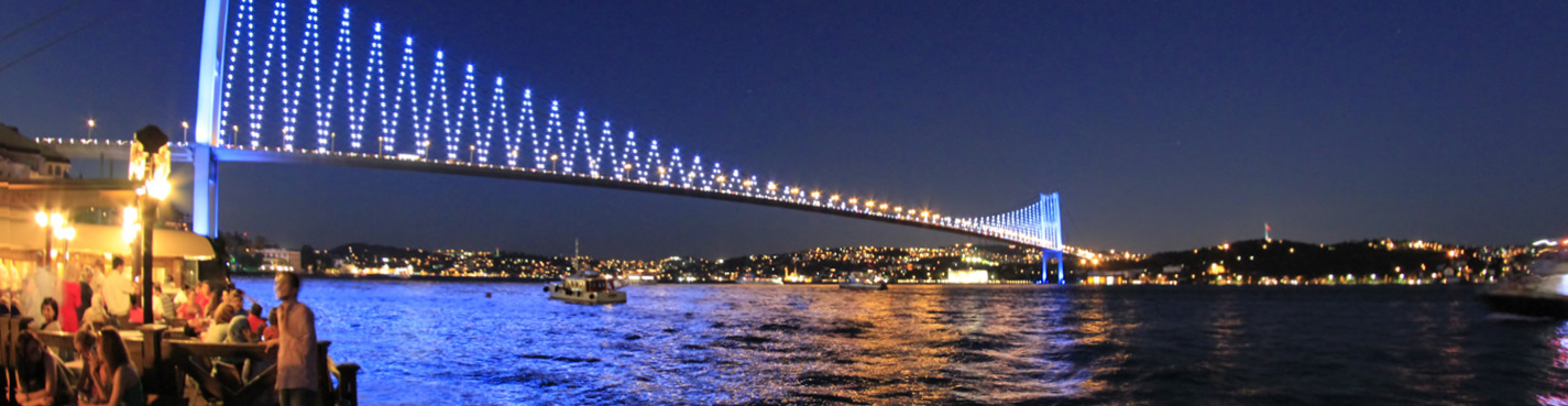 Amazing historical district of Istanbul  - Ortakoy