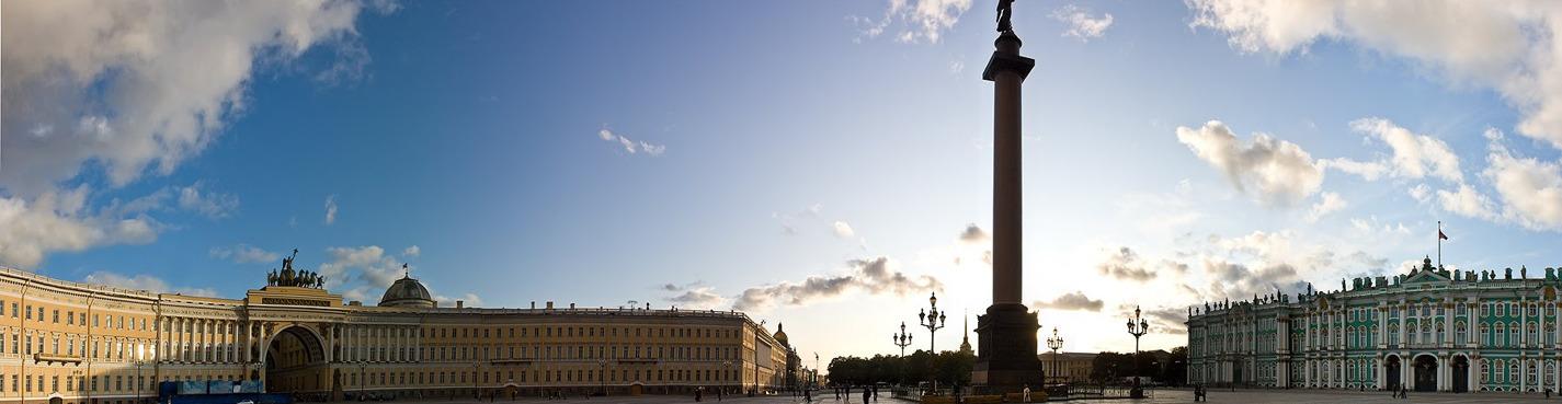 Meet St. Petersburg: the main attractions