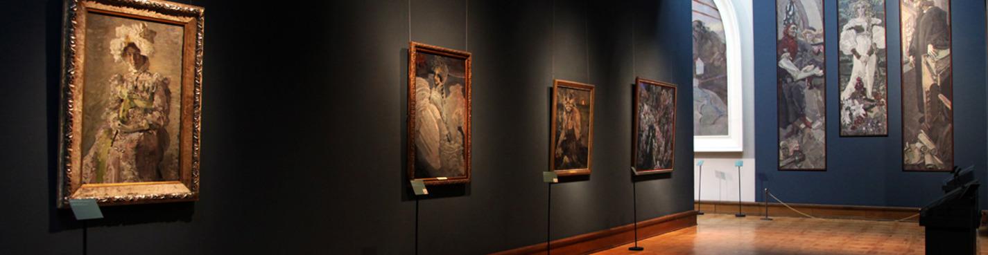 Посещение Третьяковской галереии с гидом