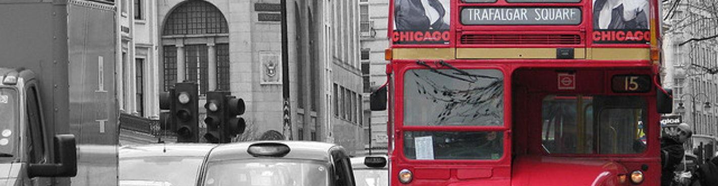 Автобусная обзорная экскурсия по Лондону