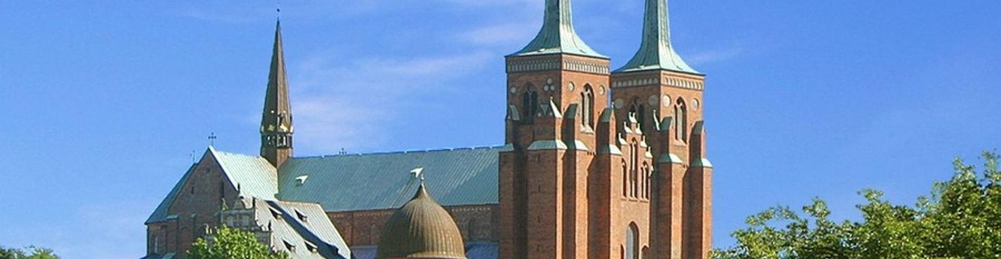 Поездка в древнюю столицу Дании — Роскильде