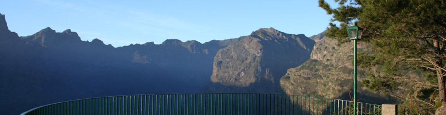 Экскурсия в ущелье монахинь-Мадейра