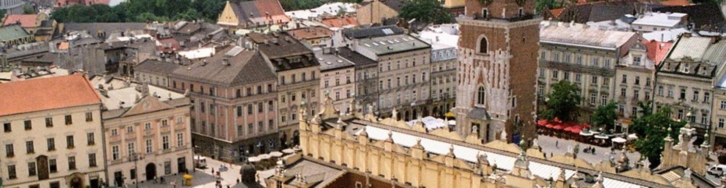 Обзорная экскурсия по Кракову