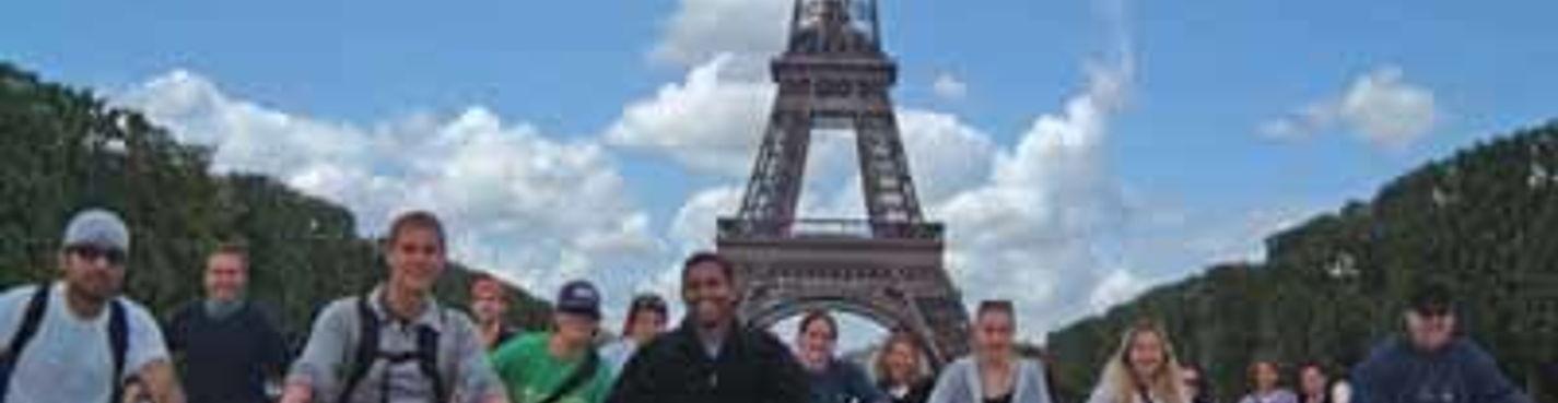 Экскурсия по Парижу на велосипеде