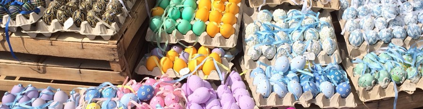 Вена перед Пасхой — экскурсия с посещением пасхальных рынков
