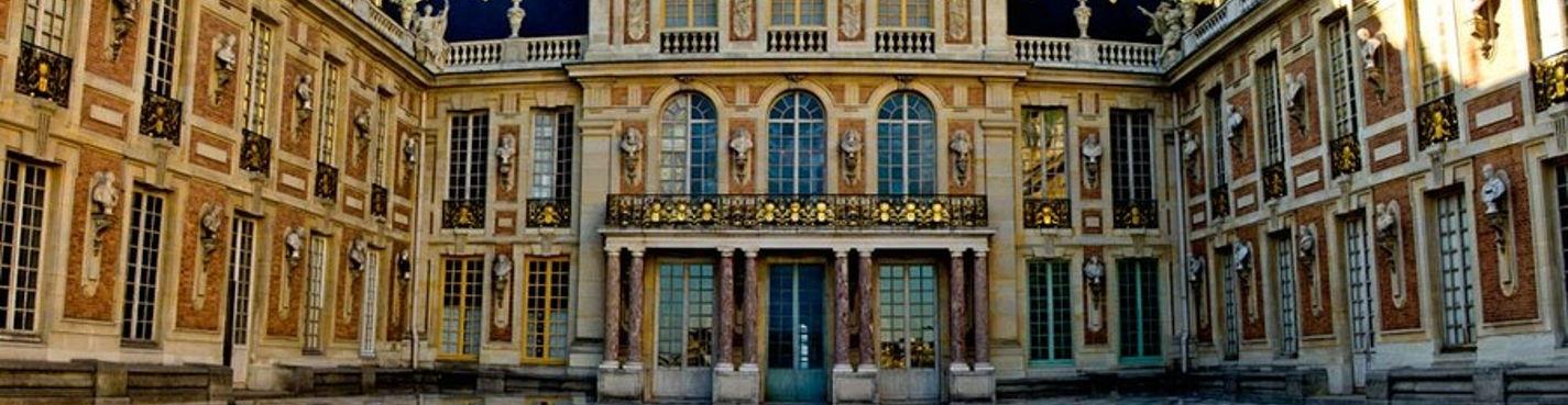 Версаль — великолепие двора Короля-Солнца