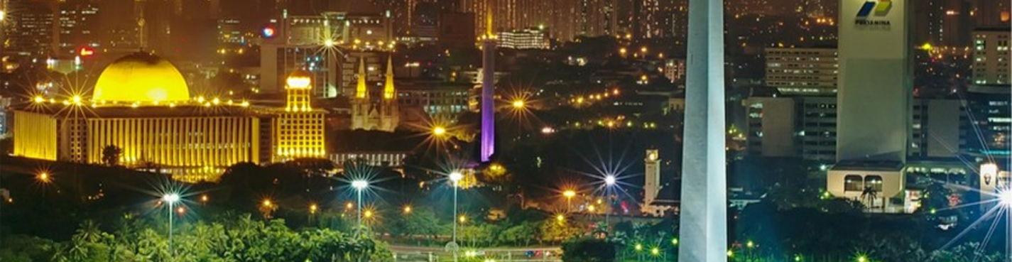 Джакарта (мин 2 человека)