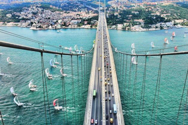 Экскурсия в Стамбуле: Калейдоскоп