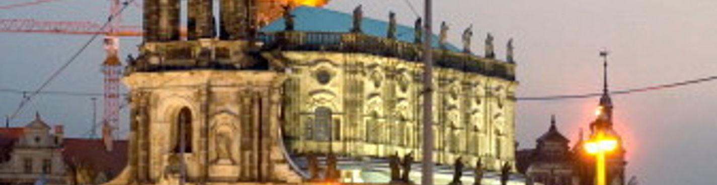 Экскурсия из Лейпцига в Дрезден