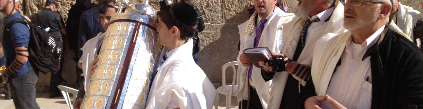 Еврейские святыни Иерусалима (выезд из Мертвого моря)