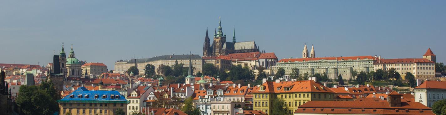 Большая обзорная экскурсия Прага «Королевский путь»