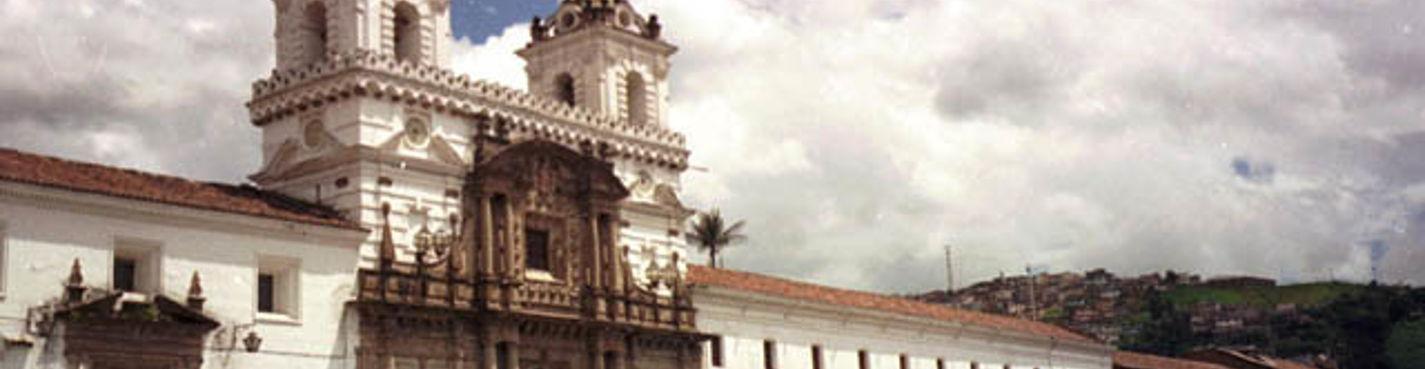 Эквадор: Обзорная экскурсия по Кито