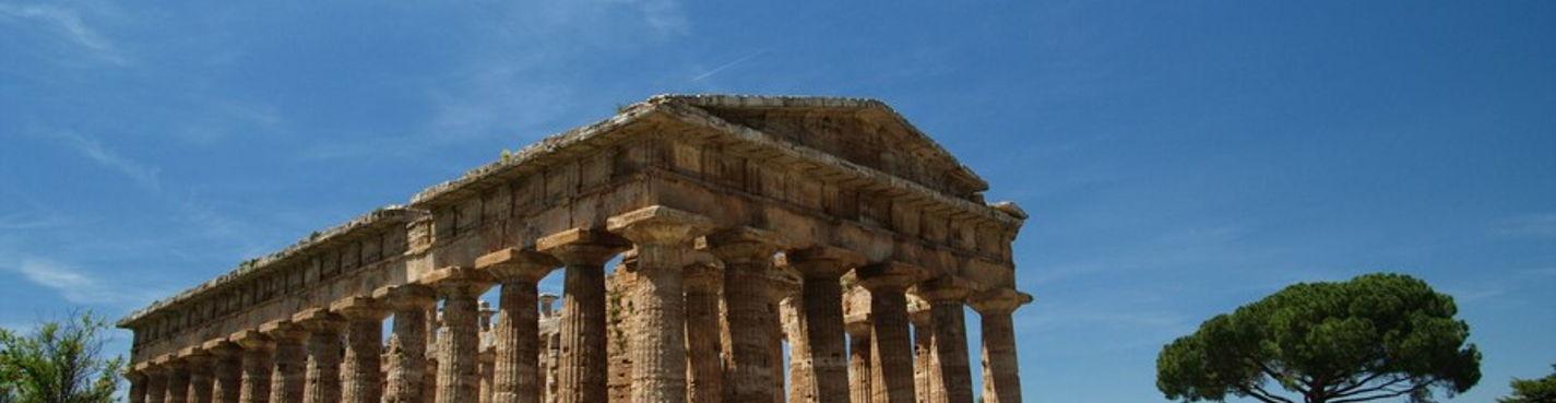 Экскурсия в Пестум и гроты Пертоза