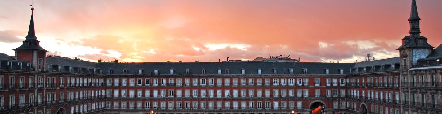 Большая обзорная пешеходно-автомобильная экскурсия по Мадриду